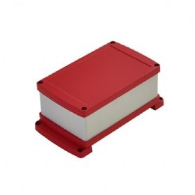 Waterproof Extruded aluminum electronic enclosure 36B-2