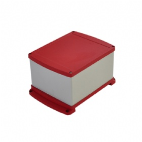 Waterproof Extruded aluminum electronic enclosure 36B-4